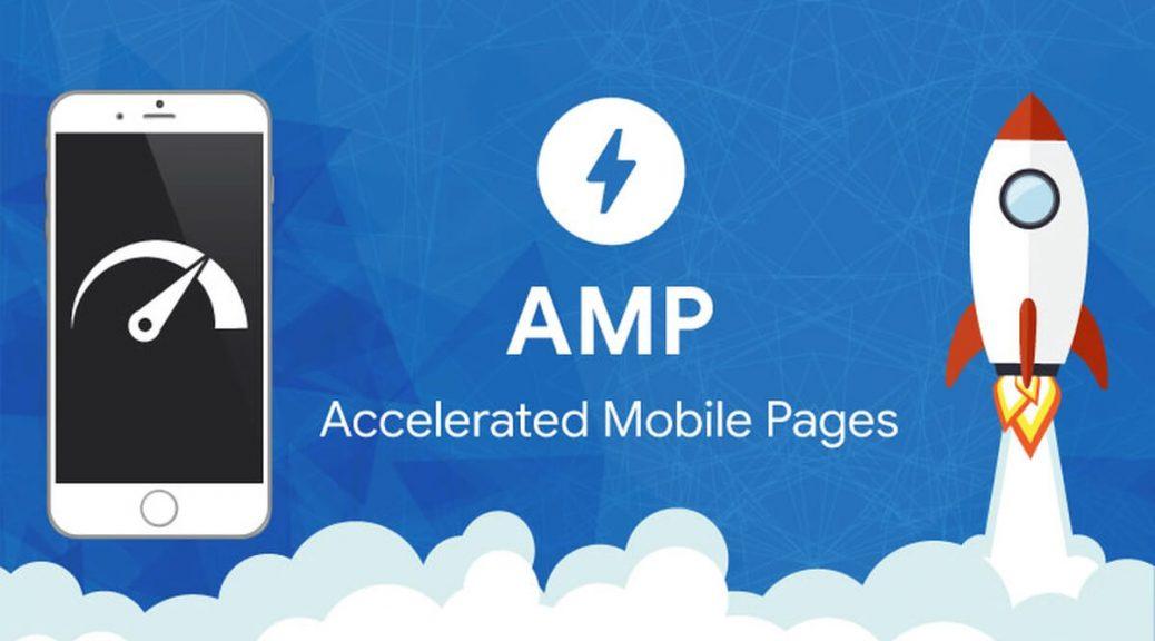 تاثیر AMP بر سرعت سایت
