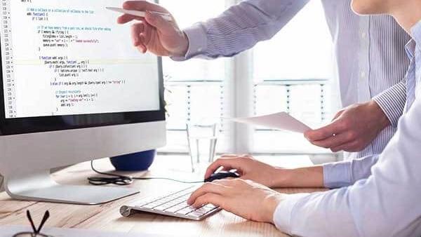 کد نویسی در طراحی سایت