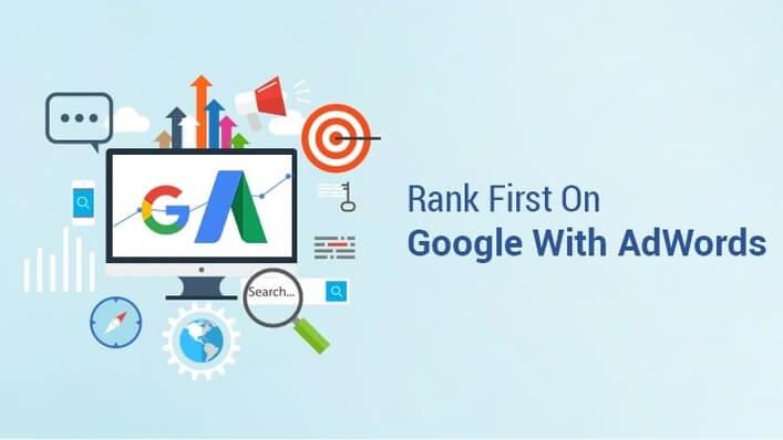 افزایش رتبه با تبلیغات گوگل